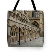 Bath Abbey Tote Bag
