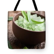 Bath Salt Tote Bag by Kati Molin