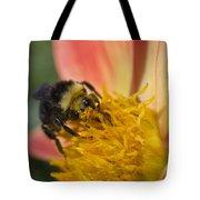 Bathing In Pollen  Tote Bag
