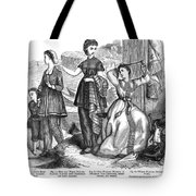 Bathing Suits, 1870 Tote Bag