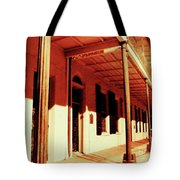 Baton Rouge Downtown Tote Bag