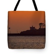 Battery Point Sunset Tote Bag