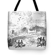 Battle Of Fort Erie, 1814 Tote Bag