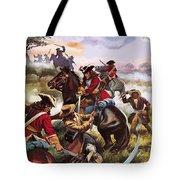 Battle Of Sedgemoor Tote Bag