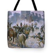 Battle Of Solferino And San Martino Tote Bag