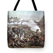Battle Of Winchester, Tote Bag