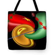 Baubles And Barbs Tote Bag