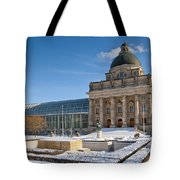 Bavarian State Chancellery Tote Bag