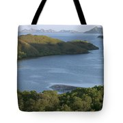 Bay And Outlying Islands Off Rinca Tote Bag