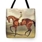 Bay Middleton Winner Of The Derby In 1836 Tote Bag