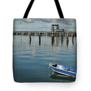 Bay Of Whispers Tote Bag