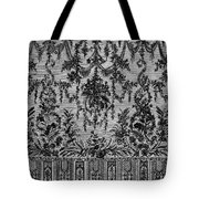 Bayeux Lace, C1800 Tote Bag