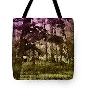Bayou Twilight Tote Bag