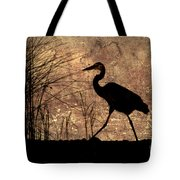 Bayou Walk Tote Bag