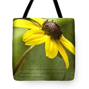 Be Better Than Yourself Tote Bag