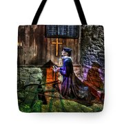 Be Still Thy Soul Tote Bag by Evelina Kremsdorf