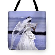 Beach Attire Today In Hawaii Tote Bag