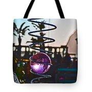 Beach Ball Tote Bag