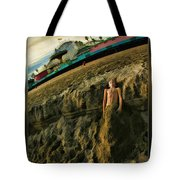 Beach Boy Tote Bag