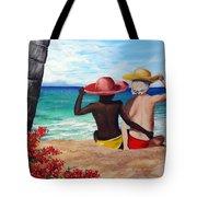 Beach Buddies Tote Bag