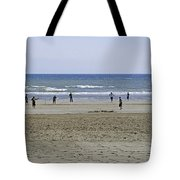 Beach Cricket - Bridlington Tote Bag
