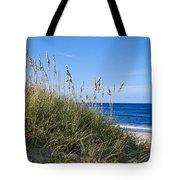 Beach Dunes. Tote Bag by John Greim
