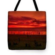 Beach Market Day  Tote Bag
