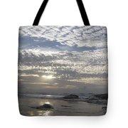 Beach Of Glass Tote Bag