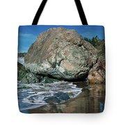 Beach Rock Tote Bag