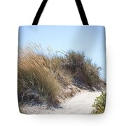 Beach Sand Dunes I Tote Bag