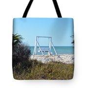 Beach Swing Tote Bag