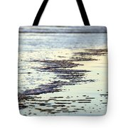 Beach Water Tote Bag