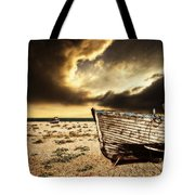 Beached In Color Tote Bag