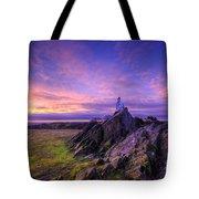 Beacon Hill Sunrise 2.0  Tote Bag