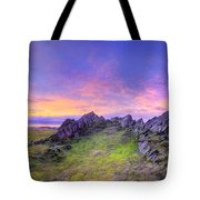 Beacon Hill Sunrise 3.0 Pano Tote Bag