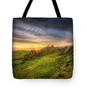 Beacon Hill Sunrise 9.0 Tote Bag