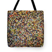Beaded Indian Work Tote Bag