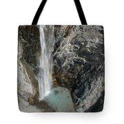 Bear Creek Falls Tote Bag