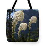Beargrass Squaw Grass - 4 Tote Bag