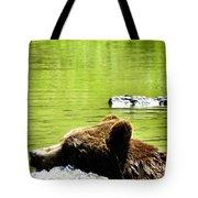 Bearly Swim Tote Bag