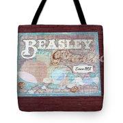 Beasley Produce Since 1931 Tote Bag