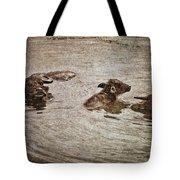 Beast Of Burden Tote Bag