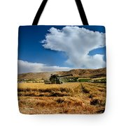 Beating The Strom Tote Bag
