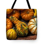 Beautiful Autumn Tote Bag by Garry Gay