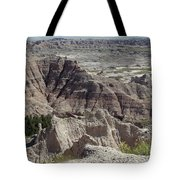 Beautiful Badlands Tote Bag