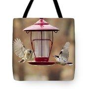 Beautiful Birds Tote Bag