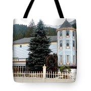 Beautiful Country Inn In Washington Tote Bag