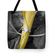 Beautiful Engagement Tote Bag