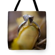 Beautiful Engagement Four Tote Bag