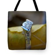 Beautiful Engagement One Tote Bag